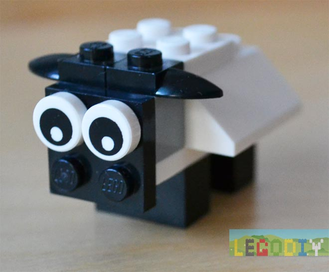 lego sheep