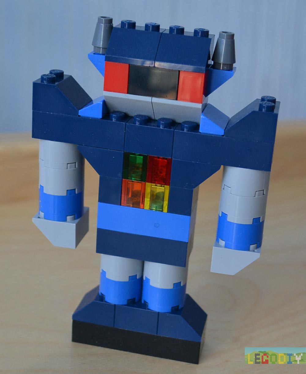 Robot from LEGO