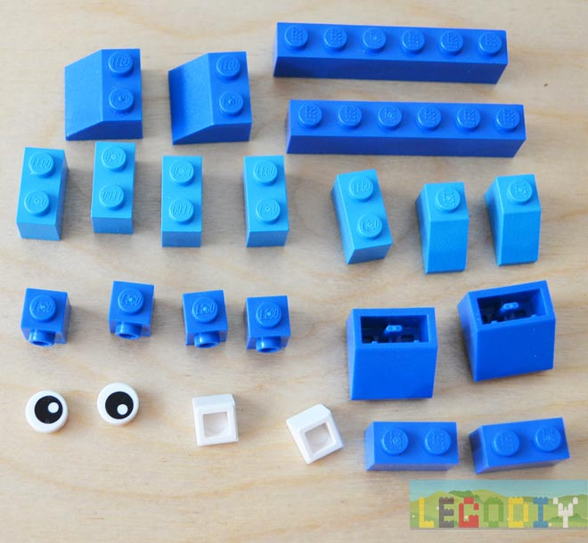 lego elephant bricks
