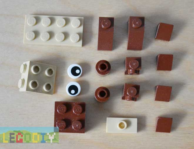 lego monkey bricks