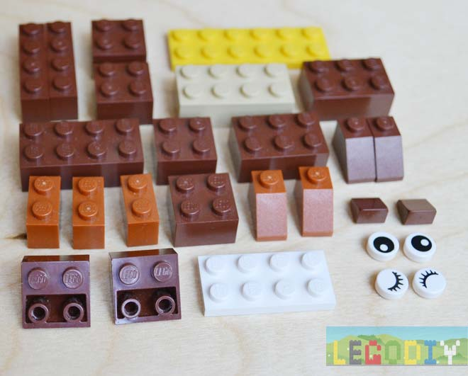 lego bricks for kangaroo