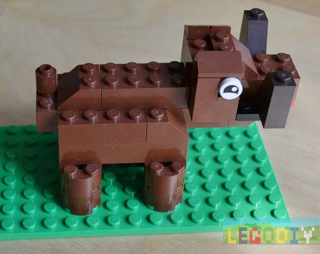 boar from lego